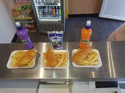 Kids Meals only £2.50