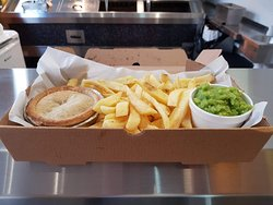 Pie meal deal only £3