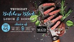Thursdays are for Steaks!