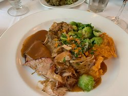 Elegant Thanksgiving Feast