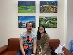 We are so happy to travel with Ms. Parawee Kachentonpan for a trip to Sapa from 5th December to 8th December. It's an interesting experience with you and hope to see you next time in Vietnam.