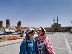 Iran classical, cultural, historical tours, Nakshe Jehan Square