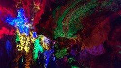 銀子岩景觀