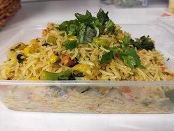 Veg Fried Rice