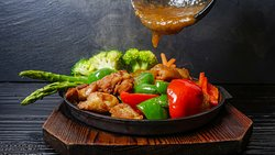 Craving for Chicken Tobanyaki?