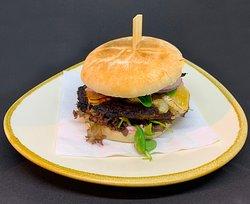 Wildschwein Burger