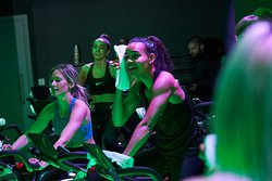 RIDE Our signature RIDE class combines 45 minutes of the best music imaginable with an authentic, real spin workout. Our sophisticated bikes (Keiser M3i) and Spivi system take your data and give you real time feedback so that you can track and measure your own progress as you go. Concentrate on your numbers or lose yourself in the music – either way you'll get a fantastic, challenging workout which will leave you buzzing. You'll also receive a post class summary of your workout.