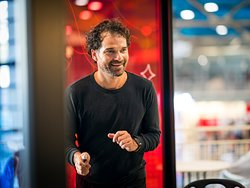 Jaime Hayon @ Café Le Central