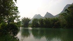 陽朔古迹山水園景觀