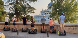 Euro Segway Tours Madrid