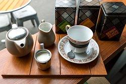 Serving Tea Total Tea