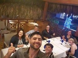 Restaurant de Mariscos (Las Caracolas), Fiesta de Socios First Club