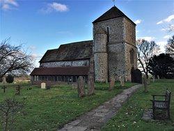 3.  St Mary's Church, Kenardington, Kent