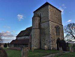 4.  St Mary's Church, Kenardington, Kent