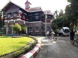 Experience Thanlyin on 2 wheels! #myanmar, # biking