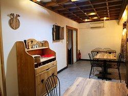 Le restaurant peut s'agencer comme on le souhaite pour pouvoir accueillir vos évènements à Chamonix.
