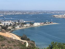 Cabrillo National Monument (San Diego Bay)