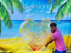 Take a look at Love Island, our exquisite attraction will catch your attention!
