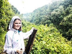 One day trip at Marangu Village 🌦☂