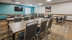 """Business Meeting Space With Seating Up To 45, 65"""" Television with HDMI Hookups, Speakerphone, Hi"""