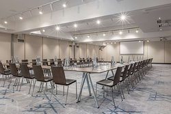Authentic 1, 2 and 3 meeting room