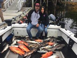 GO FISH Charters Ketchikan