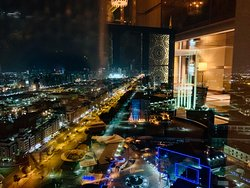 Dusit Lunge at 35 floor