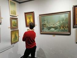 Выставка Александра Простов-Покровского и Светланы Мамлеевой