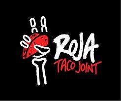 Roja Taco Joint Logo