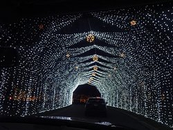 Way of Lights entrance.