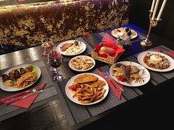 Romanian traditional food.