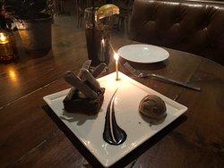 Battello - Black Forest Cake