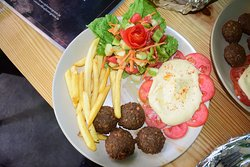 Special Delicious food at Cafe Evergreen