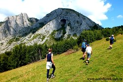Scarița Belioara - the pearl of the Apuseni Mountains