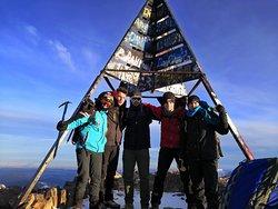 ClimbingToubkal