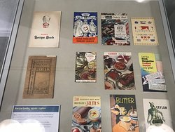 Recipe books from the 1920s - 1960s