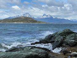 Ensenada Zaratiegui Bay