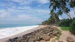 Strand bei Hikkaduwa