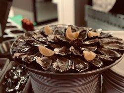 Petite soirée huîtres