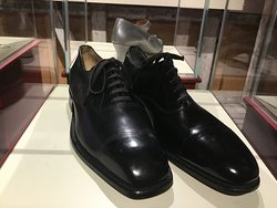 Oxfords from Salamader. 1923-1926.
