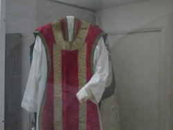 Priest Robe, Old Mission San Jose, Fremont, Ca