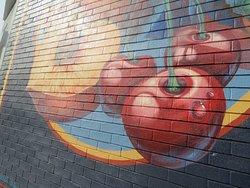 Mural Arts Program, Hayward, Ca