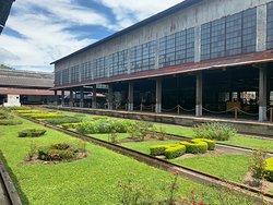 Museo del Ferrocarril y Parque Tematico