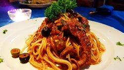 Spaghetti ai Polpi Veraci