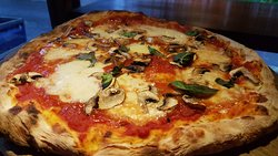 La Pizza Napoletana a Bali