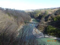 飯田線の陸橋