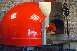 Неаполитанская пиццерия Pizzamento в Парке Горького.