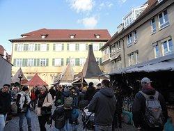 Kerstmarkt in Esslingen