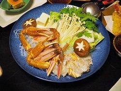 特選蟹づくしの鍋用蟹