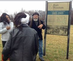RIP Hari Jones my first Tour Guide and the man that taught me so much about DC's black history